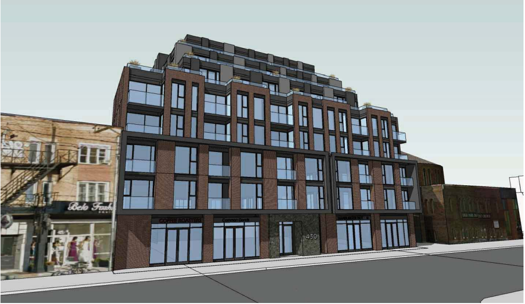 422 Roncesvalles Ave - The Roncy - Worsley Urban Partners
