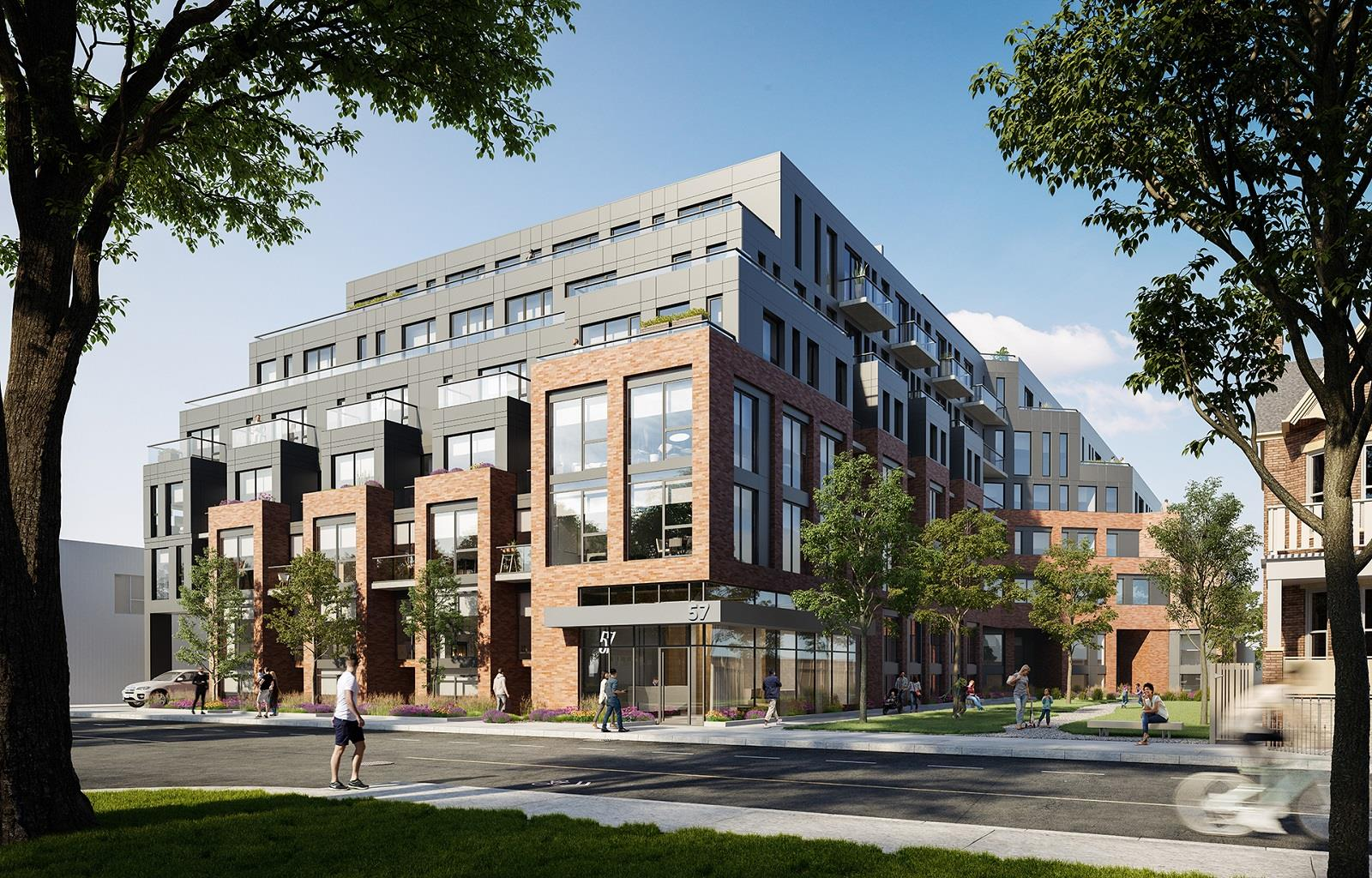 57 Brock Avenue - Block Developments